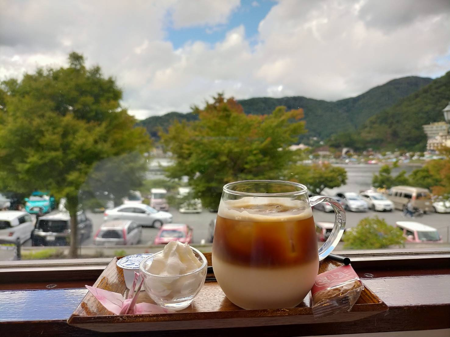 Lake-Side-Cafe-Ku-3 山梨県